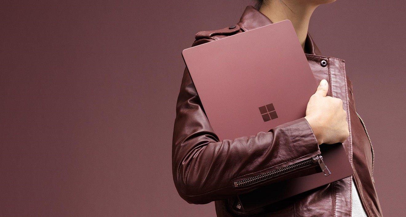De toekomst is mobiel: Microsoft Surface