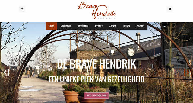 bravehendrikwebsite
