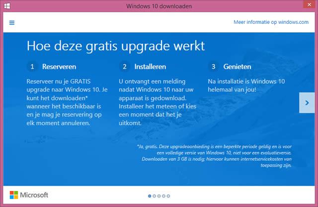 Klaar voor de Windows 10 upgrade?